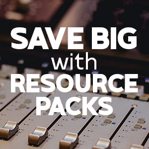 Save Big with Resource Packs